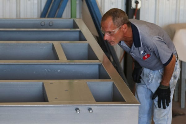 quality-control-inspection metal fabrication